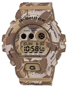 Shop men's and women's digital watches from G-SHOCK. G-SHOCK blends bold style with the most durable digital and analog-digital watches in the industry. Casio G Shock Watches, Sport Watches, Watches For Men, Men's Watches, Watches Online, Casio G-shock, Casio Watch, Army Look, S Shock