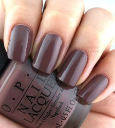 The Happy Sloths: OPI Fall 2016 Washington DC Collection: Review and Swatches