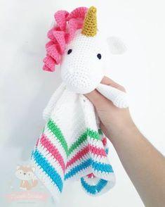 Naninha unicrnio Fofura para seu beb dormir agarradinho Amigurumi feito com amor #amigurumi #croch #artesanato #decorao #presente #unicorniolovers #unicornio #naninha #mantadeapego #paraseubebe #decorandooquartodobebe # #lovecrochet