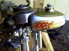 1939 Evinrude  ELTO CUB  1/2HP &1937 ELTO PAL 0.9 outboard motor