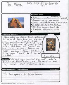 64 best Lesson Plans: Mesoamerica-Aztecs, Incas, Mayans