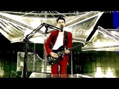 Muse - Butterflies and Hurricanes [Live From Wembley Stadium] Punk Rock, Hard Rock, Muse Songs, Butterflies And Hurricanes, Emo, Baby Live, Wembley Stadium, Art Series, Weird And Wonderful
