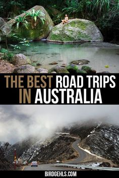 To road trip is an epic adventure indeed - whether you're taking on a trip spanning thousands of kilometres and many weeks, or a smaller journey to a local sight. Here are some ideas for road trips in Australia, to get you started with your trip planning. Australia Travel Guide, Visit Australia, Australia Holidays, Australia Trip, Australian Road Trip, Asia, New Zealand Travel, Brisbane, Travel Guides