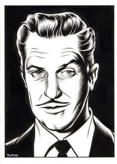Charles Burns 32 (Vincent Price)