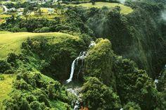 Cañon San Cristobal.Barrranquitas .Puerto Rico