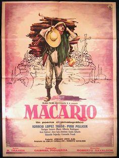 Macario: un encuentro con la muerte durante la vida #cinemexicano #cinema…