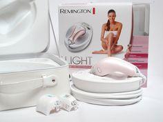 IPL Gerät für zu Hause, Remington IPL6750 i-Light Prestige #ipl #haarentfernung #remington