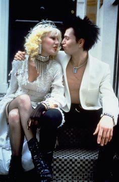 Sid and Nancy.