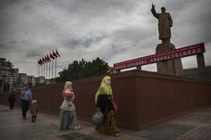 There are more than 15 million Uighur muslims in China, the majority residing in the province of Xinjiang. They have stepped up their attacks on other Chinese but unlike the west, China doesn't treat islamic terrorism with kid gloves. Be Bold Be Strong, Turkish People, The Secret History, China, The Province, Social Issues, Beijing, Statue Of Liberty, Remote