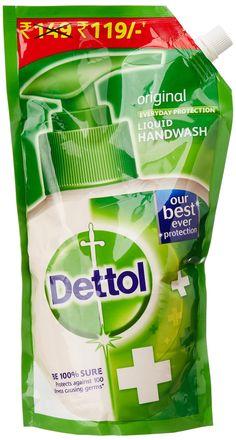 :) :) Happy SHOPPING DAYS :) :) ✔ Buy Dettol Liquid Soap Refill Original - 800 ml only Rs.119/-   Shop Now:- http://www.amazon.in/Dettol-Liquid-Soap-Refill-Original/dp/B01BKFS9A6/?_encoding=UTF8&camp=3626&creative=24790&linkCode=ur2&qid=1458277790&s=beauty&sr=1-1&tag=wwwstyleincra-21  #amazon #buyonlineshopping #Handwash #dealoftheday