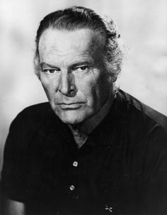 In MEMORY of LEIF ERICKSON on his BIRTHDAY - Born William Wycliffe Anderson, American stage, film, and television actor. Oct 27, 1911 - Jan 29, 1986 (cancer)