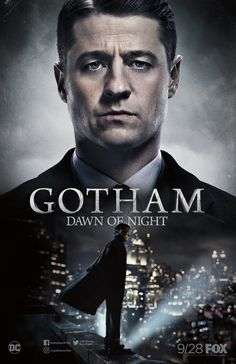 First Look: Comic-Con's Exclusive 'Gotham: Dawn of Night' Poster – TV Insider