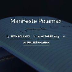 #manifesto Ce que @polamax veut dire et le sens de notre démarche ! C'est l'objet de notre dernier article sur le blog. Il est possible que l'on se ressemble ;) www.polamax.fr #bisoubisou #Polamax #impressionpolaroid #impression_instagram #artisanat #madeinfrance #toulouse cc @toulousefr @made_in_france http://ift.tt/1ZZOFPp