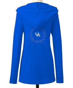 Love this Kentucky Wildcats Comfort Cardigan by Meesh & Mia on #zulily! #zulilyfinds