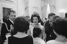 """jfkpt109: """"Just look at Mrs. Kennedy's reaction! """""""