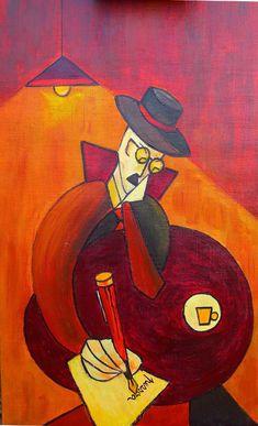 HELDER BARROS: Poesia - O Poeta Fernando Pessoa em mais um soneto...