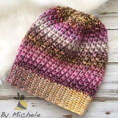 Babee Bumz added a photo of their purchase Bonnet Crochet, Crochet Beanie Hat, Slouchy Beanie, Knitted Hats, Crochet Scarves, Crochet Shawl, Knit Crochet, Aran Weight Yarn, Scarf