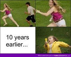 Once a runner always a runner