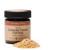 Coriander Spice, Coriander Seeds, Organic Garlic, Spices And Herbs, Lemon Pepper, Spicy Recipes, Nut Free, Fennel