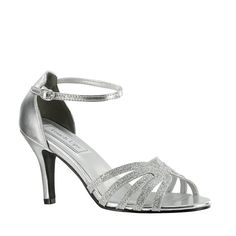 Silver sparkle shoe! Also available in gold