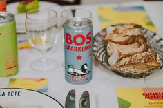 Photo collection by Jessica Amdur Lunch Menu, Sparkling Ice, Iced Tea, Red Bull, Sugar Free, Product Launch, Sparkle, Canning, Tableware