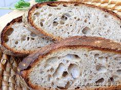 Chleba z naší vsi Sourdough Bread, Pizza, Food, Country Bread, Yeast Bread, Essen, Meals, Yemek, Eten