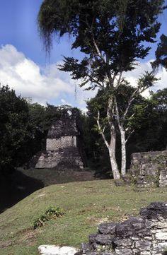 Uaxactún, Petén, Guatemala.