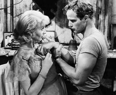 A Streetcar Named Desire,    I have always depended on the kindness of strangers.