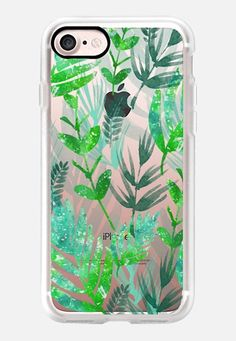 Casetify iPhone 7 Classic Grip Case - Foliage by Li Zamperini Art #Casetify