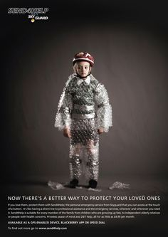 Protect Your Loved Ones, repinned by www.BlickeDeeler.de