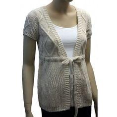 Misses Golden Yellow Lightweight Knit Shrug Sweater! http://www ...
