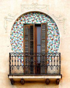 Barcelona - Ctra. Sarrià a Vallvidrera 159 2 by Arnim Schulz. Architect: Jeroni Granell i Manresa