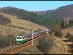 Ex 120 Košičan a Ex 126 Fatra (7.3.2008) - YouTube Loki, Train, Youtube, Strollers, Trains, Youtube Movies