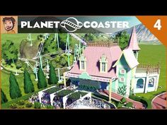 Let's Play - Planet Coaster - Part 4 - YouTube
