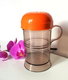 A personal favorite from my Etsy shop https://www.etsy.com/se-en/listing/251326347/70s-retro-vintage-erik-kold-sugar-shaker