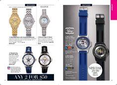 #avon #watches on #sale at www.monicahertzog.avonrepresentative.com