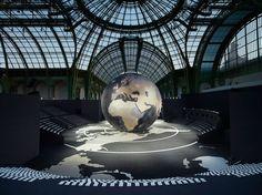chanel globe - Google Search