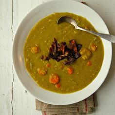 From vegan split pea soup to the classic ham version, here are Food & Wine's best split pea soup recipes. ...