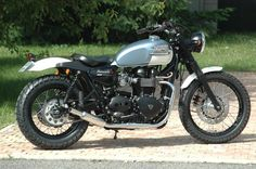 "Triumph Bonneville ""TT Speedback"" by Mecatwin, ok i wants it"