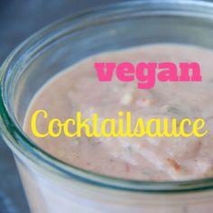 Vegane Cocktailsauce im Thermomix. Ein Rezept von meinesvenja.de