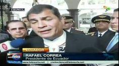 No podemos volver a tiempos superados en AL: Correa