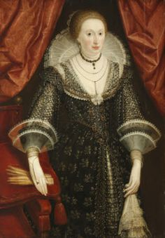 Escuela Inglesa Anne Spencer, successively Lady Monteagle, Lady Compton and Countess of Dorset d.1618