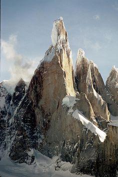 Cerro Torre - near El Calafate - Santa Cruz - Patagonia by Mazzali