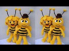 Tejer muñeca Ale en amigurumi con Petus Ochoa PRIMERA PARTE - YouTube