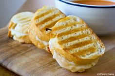 Miss Baksel/Eekma: Grilled Cheese - fantastisch bij soep of als lunchgerechtje!