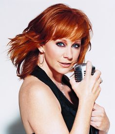 I have admired Reba for over 20 years...little did I know we shared birthdays!  3/28/55!! she is 2 hours older!  :)