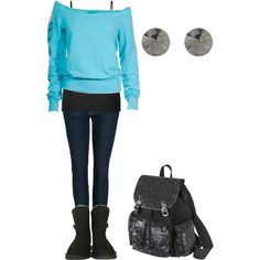 """""""presentation in class"""" by karlibugg on Polyvore"""