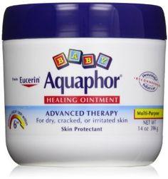 Aquaphor Healing Ointment $2.31 – PERFECT for Diaper Rash! @Amazon.com #hotdeals #baby