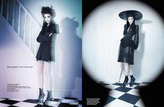 editorial de moda beetle juice