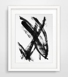 Digital Download, Contemporary Art, Wall Decor, Printable Wall Art, Black and White Decor, Modern Art, Abstract Decor, Home Decor #modernprints